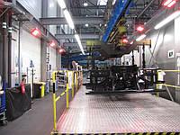 Промышленные коротковолновые электрические обогреватели