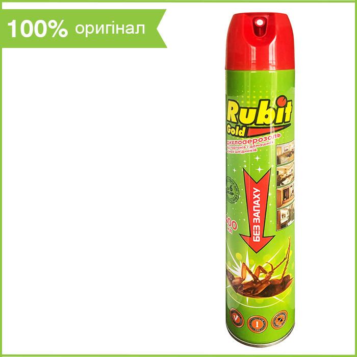 """Средство от тараканов, клопов, клещей, блох и других насекомых """"Рубит"""" (400 мл) от Agromaxi, Турция"""