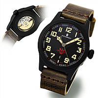 Чоловічі годинники Steinhart MILITARY 42 black automatic 107-0634, фото 1