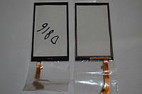 Оригинальный тачскрин / сенсор (сенсорное стекло) для HTC Desire 816 (черный цвет)