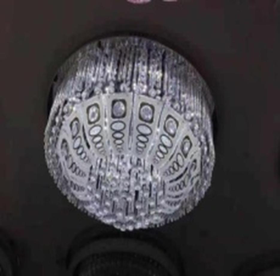 Люстра-торт EY-11026/500