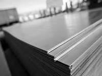 Лист оцинкованный размером 1х1250х2500 мм