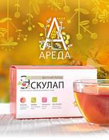 Чай Эскулап (антигипертонический) Нормализует артериальное давление.