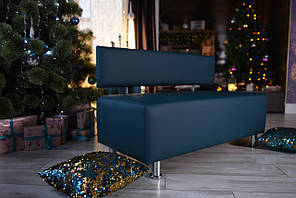Мягкий диван в офис VZ-28-2