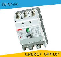 Силовой автоматический выключатель E.next 100S, 3p, 40А