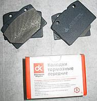 Колодка тормозная ВАЗ 2101-07 передняя <ДК>
