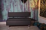 Мягкий диван с нишей в офис VZ-28-1, фото 6