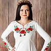 Женская вышиванка Розкішна до 50 размера