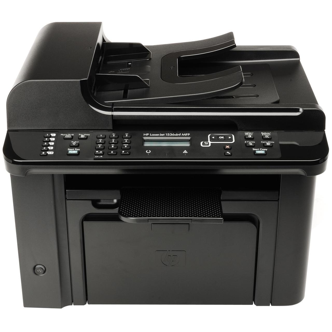 МФУ HP LaserJet Pro M1536dnf (CE538A) + USB cable-(B)- Б/У