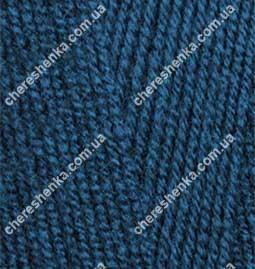Нитки Alize Lanagold 800 155 темно-бирюзовый