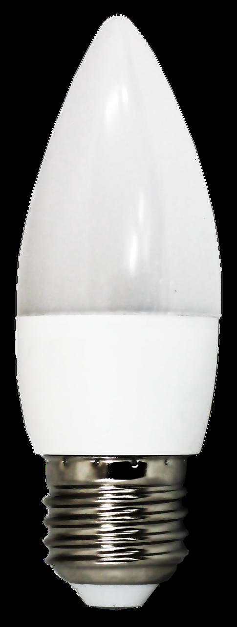 Лампа светодиодная G-tech C37-E27-4W-280lm-теплая