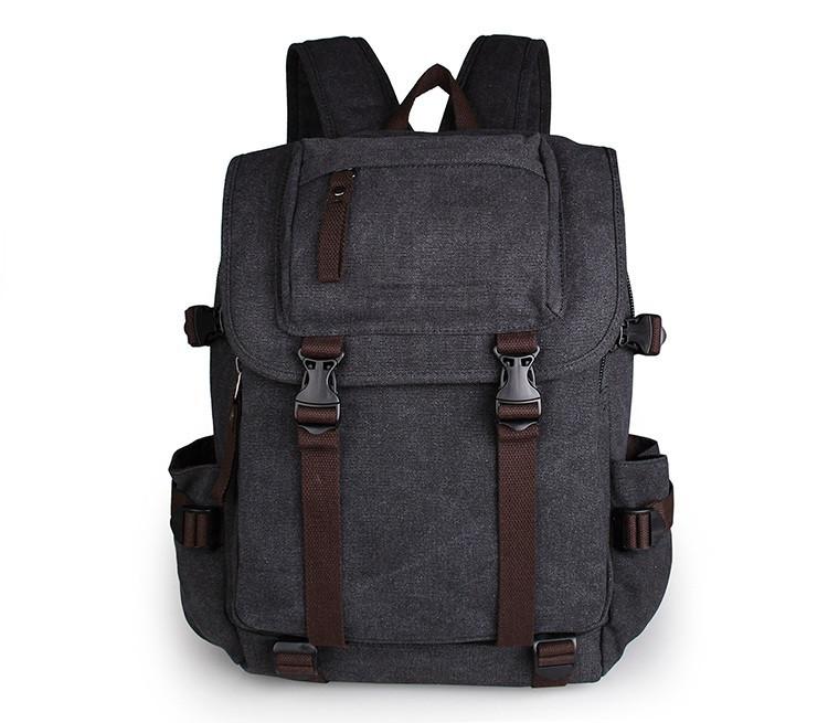 Тканевой мужской рюкзак G.M.D. 9023A