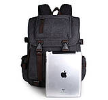 Тканевой мужской рюкзак G.M.D. 9023A, фото 3