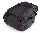 Тканевой мужской рюкзак G.M.D. 9023A, фото 5