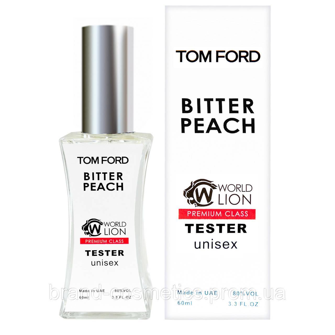 Тестер Premium Class Tom Ford Bitter Peach унисекс, 60 мл