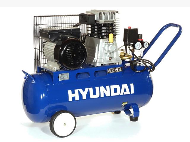 компрессор hyundai 2555