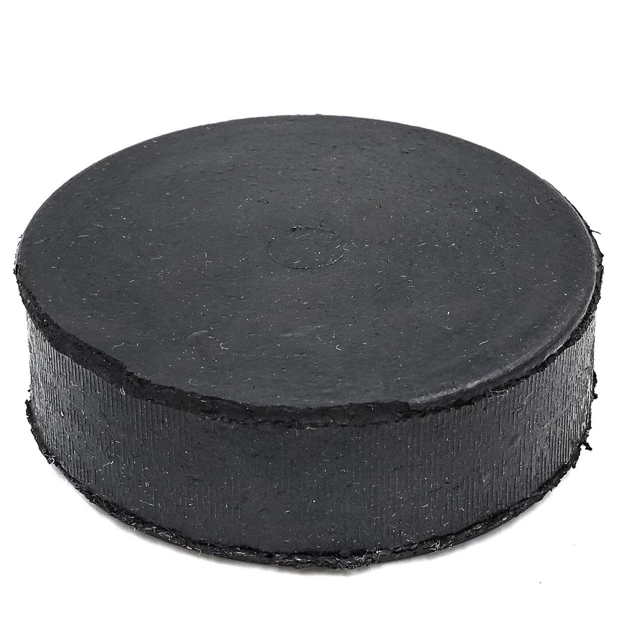 Хокейна шайба для гри в хокей на льоду SP-Planeta шайба для хокею Чорна (H-4078)