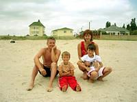 Отдых на Азовском море. Отдых на Белосарайской косе. Вилла «Артур».