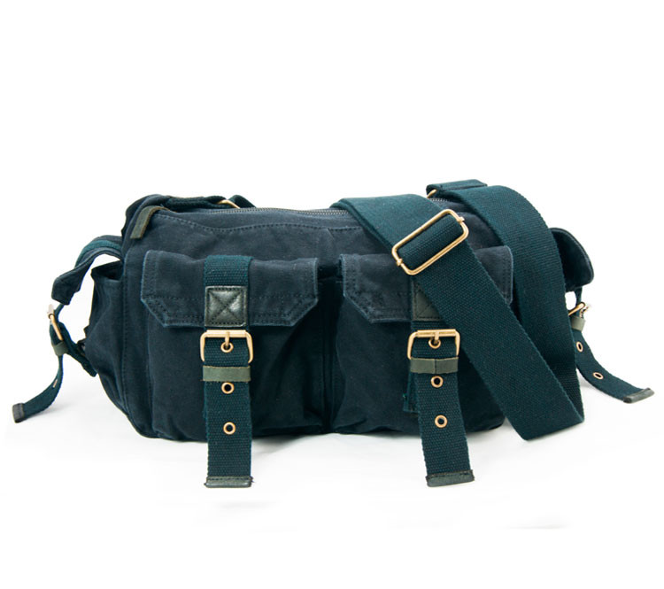 Молодежная сумка Virginland | черная