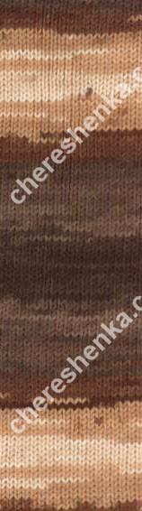 Нитки Alize Lanagold Batik 1732