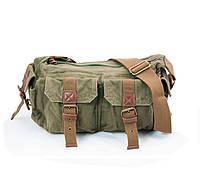Молодежная сумка Virginland | хаки | зеленая, фото 1
