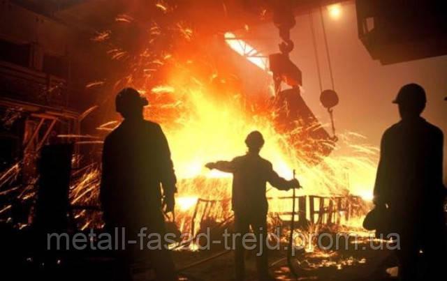 Украина в 2015 году сохранила 10 место в рейтинге мировых производителей стали