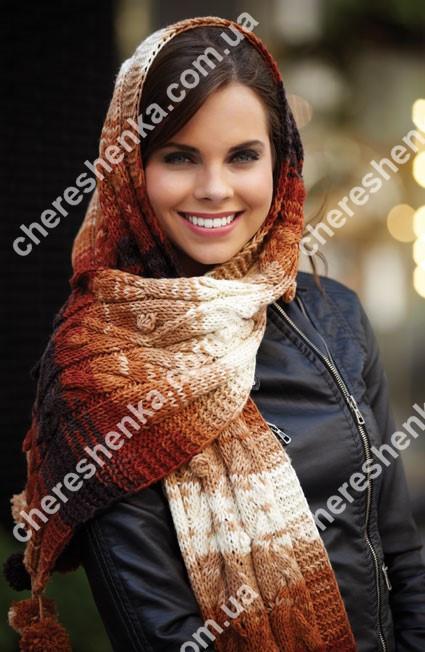 Нитки Alize Lanagold Batik 2626