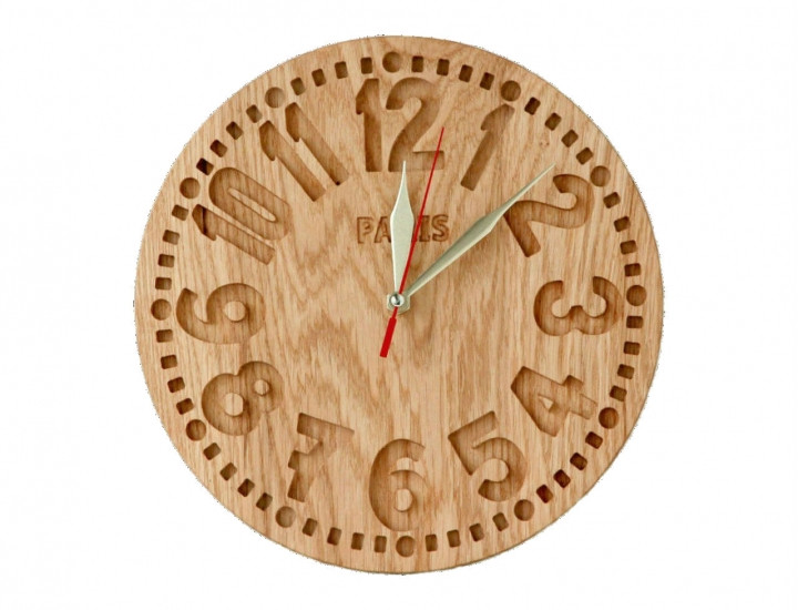 Настенные часы Париж (винтаж)