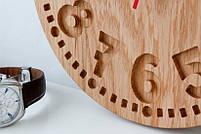 Настенные часы Париж (винтаж), фото 3