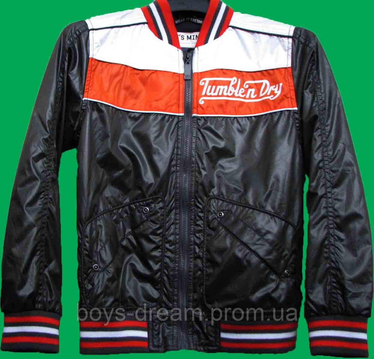 Куртка для мальчика 8 лет, 128 Tumble`n Dry