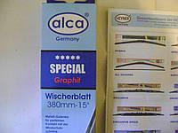 Дворник каркасстный  ALCA  380  мм