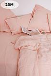Комплект постельного белья однотонный   Бязь  GOLD 100% хлопок Темно - синего  цвета, фото 6