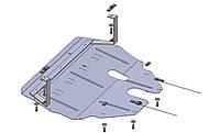 Металлическая (стальная) защита двигателя (картера) Seat Ibiza IV sport (2008-) (все обьемы), фото 1