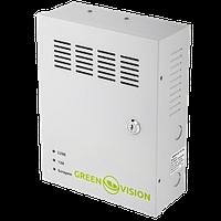 Блок бесперебойного питания GreenVision GV-UPS-H 1204-3A-B-L