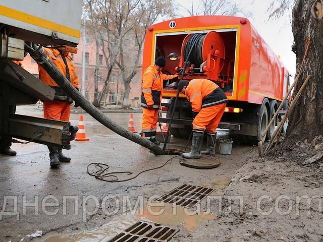 Викачка, відкачування зливних ям. Викачка туалетів Дніпро. Укладення договору на обслуговування.