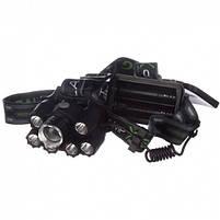 Ліхтар з кріпленням на голову світлодіодний налобний Police, фото 3