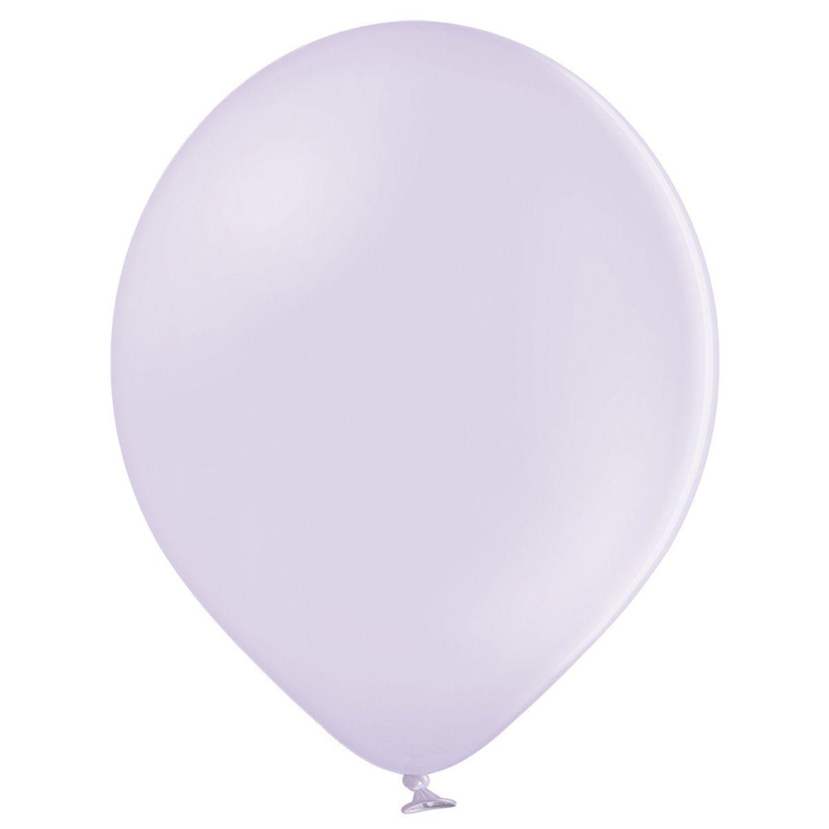 """Латексный шар лиловый макарун пастель B85/451/10"""" Belbal"""