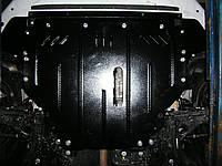 Металлическая (стальная) защита двигателя (картера) Fiat Punto Evo/2012 (2009-2012-) (V-1,4 бензин)