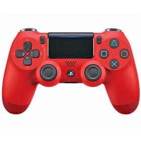 Джойстик Sony DualShock 4 V2 для PS4 Геймпад Беспроводной Красный