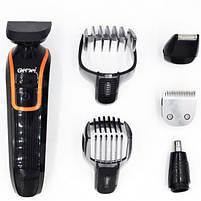 Набор для стрижки волос и бороды, триммер, машинка для бритья, фото 3