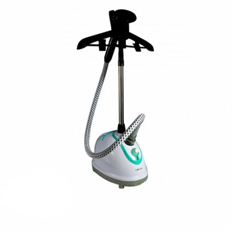Відпарювач для одягу стаціонарний вертикальний підлоговий Haeger 2000Вт 1,2 л
