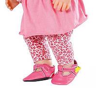 Оригинал. Обувь для куклы Baby Born Мокасины Zapf Creation 818374M