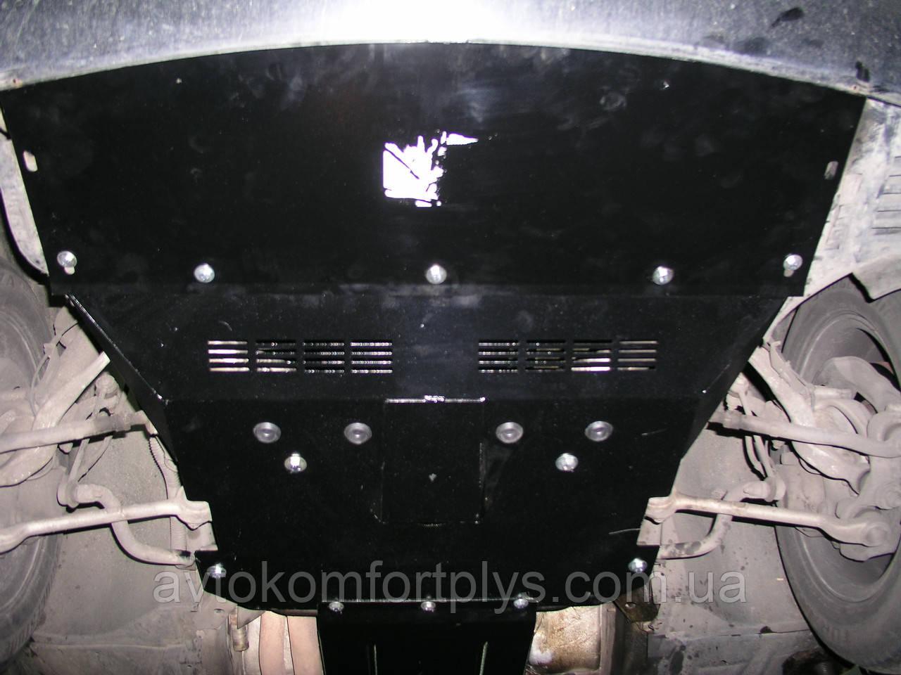 Металлическая защита двигателя BMW 5-й серії  Е 39 (1995-2003) (до V-3,0 включно дизель, бензин )