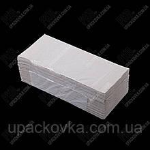 Рушник паперовий макулатурні V 1 шар. 250х230 мм. 160 шт/пач.,СІРІ