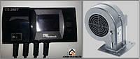 Блок управления для котла TAL Elektronik CS-20 BT +турбина DP-02