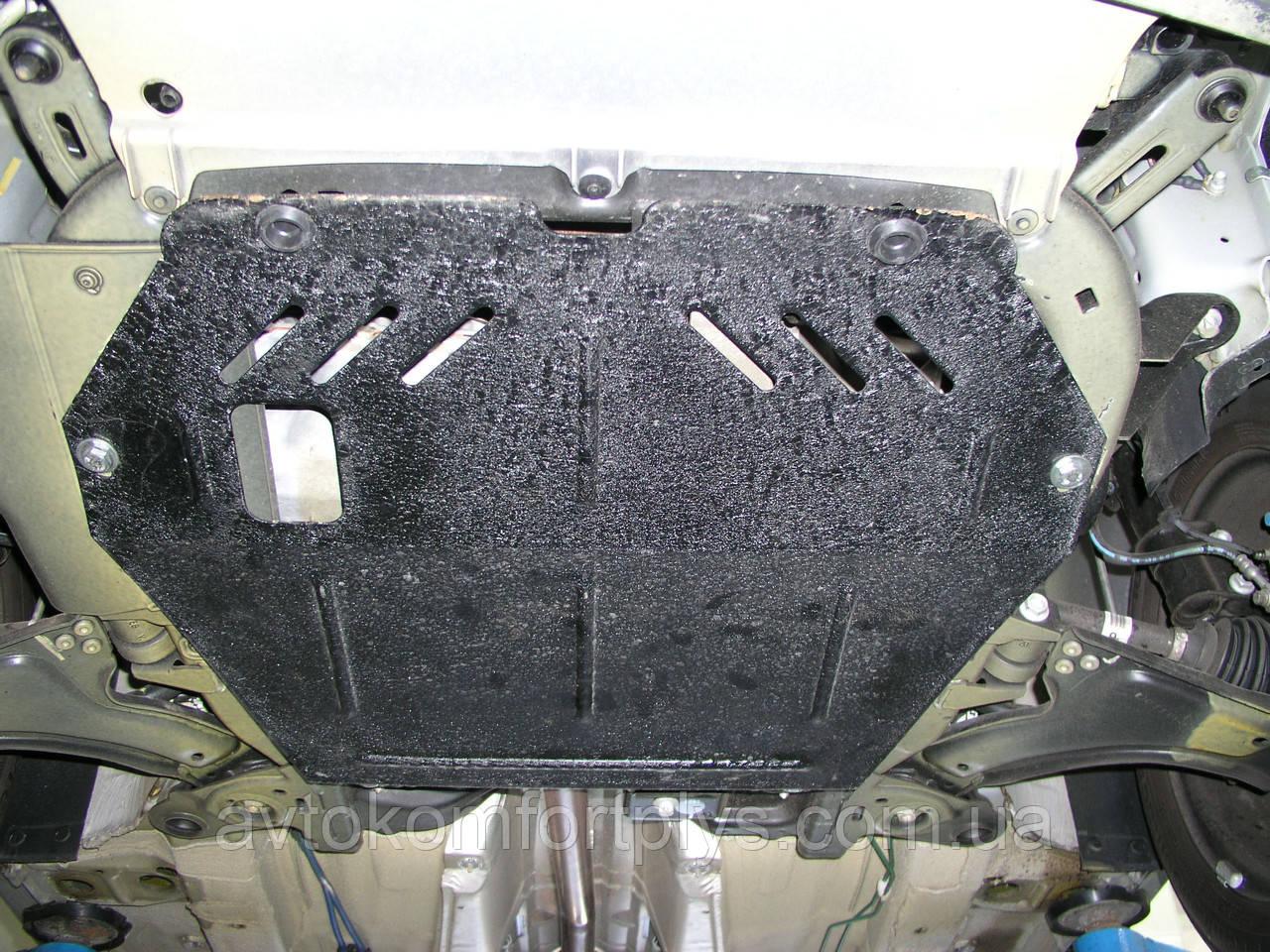 Металлическая (стальная) защита двигателя (картера) Opel Combo С (2001-2011) (V-1,6; 1,3 CRDI)