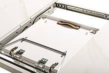 Керамічний стіл TML-866 білий мармур, фото 2