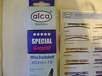 Дворник каркасстный  ALCA  450  мм