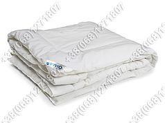 Одеяло детское 105х140 силиконовое зимнее белое