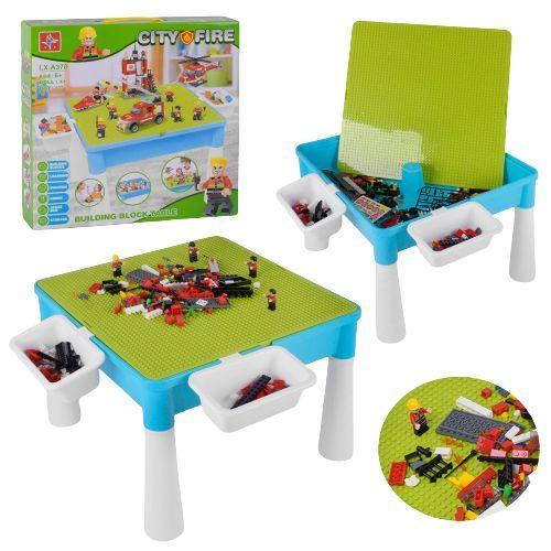 92943 Игровой столик с конструктором LX. A 370